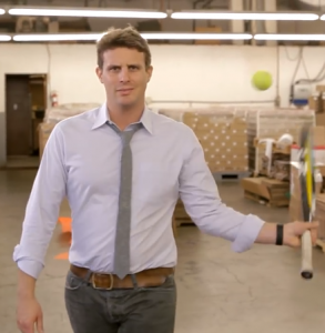 The Dollar Shave Club video which went viral