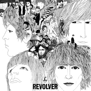 The Beatles Revolver on The Digital Zebra